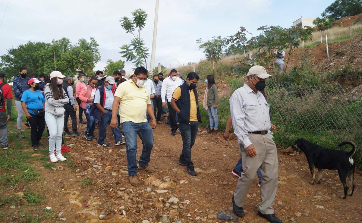 Tras presiones de vecinos y ambientalistas de Oaxaca, avanza protección conjunta del Cerro del Crestón