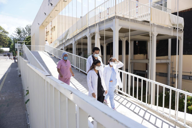 Se triplican hospitalizaciones por Covid-19 en Oaxaca; de no aplicar medidas aumentarían 3 veces más: SSO