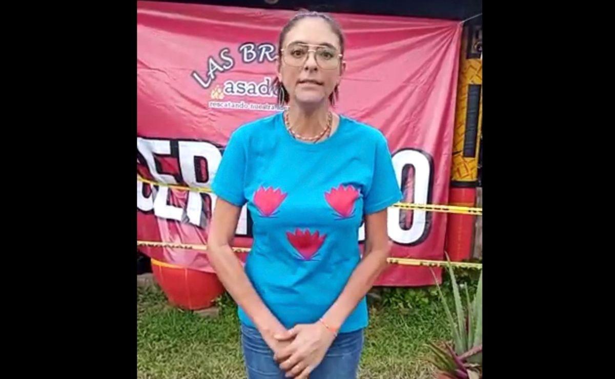 """""""Está desesperada y en crisis""""; familia de diputada retenida en bloqueo del Istmo exige su liberación"""