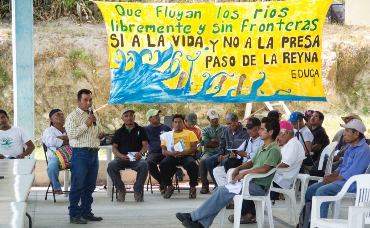 Hasta 91 personas defensoras las asesinadas durante sexenio de AMLO, 16 en Oaxaca: Educa
