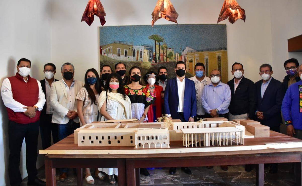Mientras mercados tradicionales de Oaxaca rechazan Centro Gastronómico, empresarios abrazan el proyecto