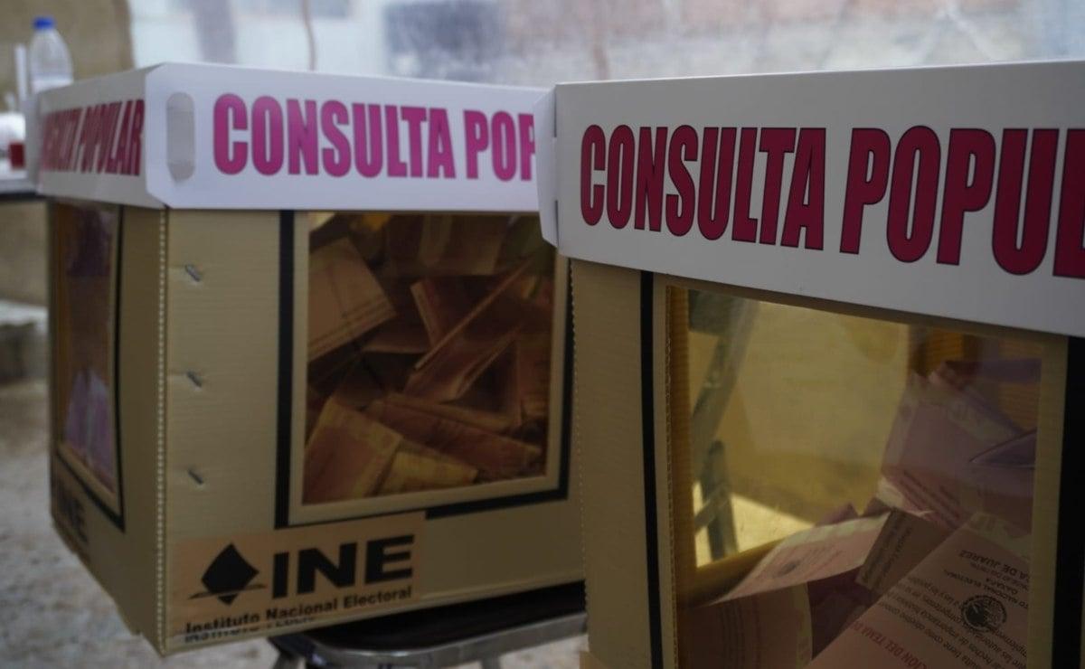Vota en consulta 10% del padrón electoral de Oaxaca, supera media nacional; arrasa SÍ con 97%