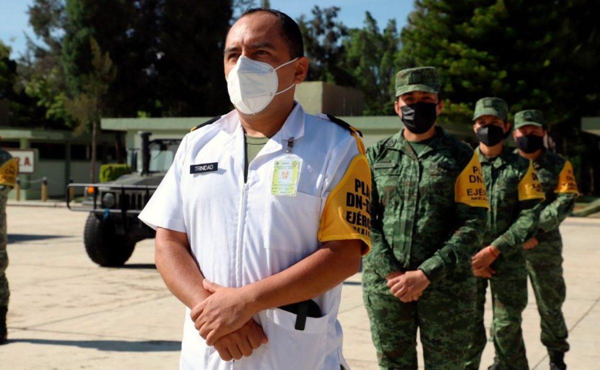 Arranca Ejército plan emergente de vacunación Covid-19 para 523 municipios rurales de Oaxaca