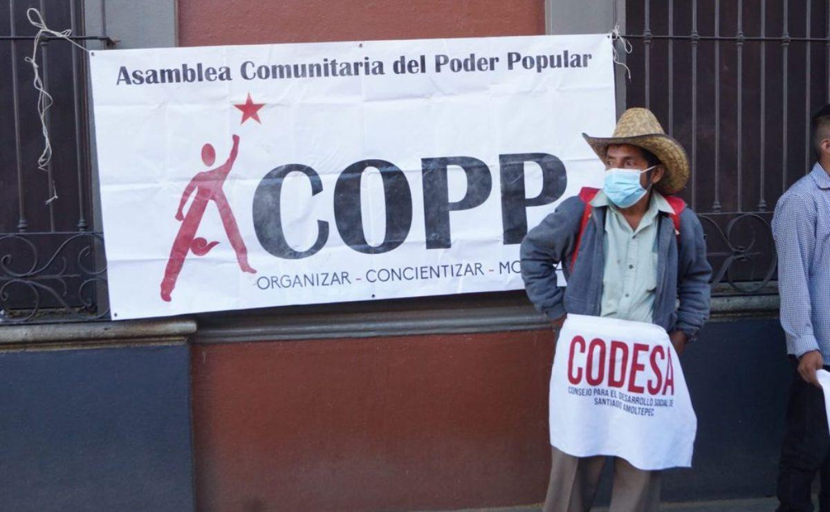 Organizaciones exigen diálogo con Gobierno de Oaxaca; acusan abandono del campo y del sector salud