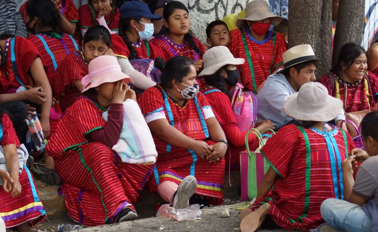 Encinas fracasó al resolver tema de desplazados triquis en Oaxaca: Ubisort; exigen mesa para pacificación