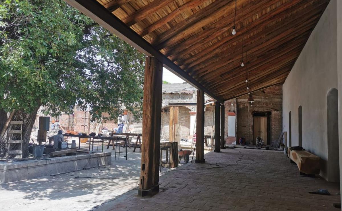 Cambios en Casa de Cultura de Juchitán es para lograr soporte ante sismos, responden tras polémica