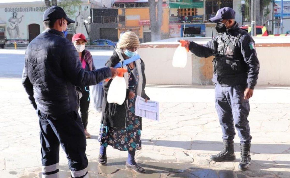 """Decretan confinamiento obligatorio por """"alarmante"""" incremento de Covid en Tlaxiaco, en la Mixteca de Oaxaca"""