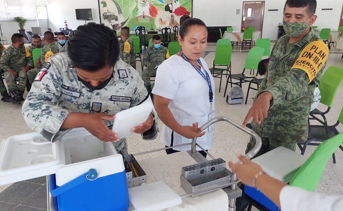 Oaxaca registra más de 500 nuevos casos de Covid-19; hay 2 mil 348 con potencial de contagio