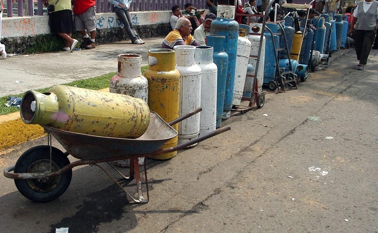 Tras regulación, este es el precio máximo que debes pagar por tanque de gas en Oaxaca, según tu región