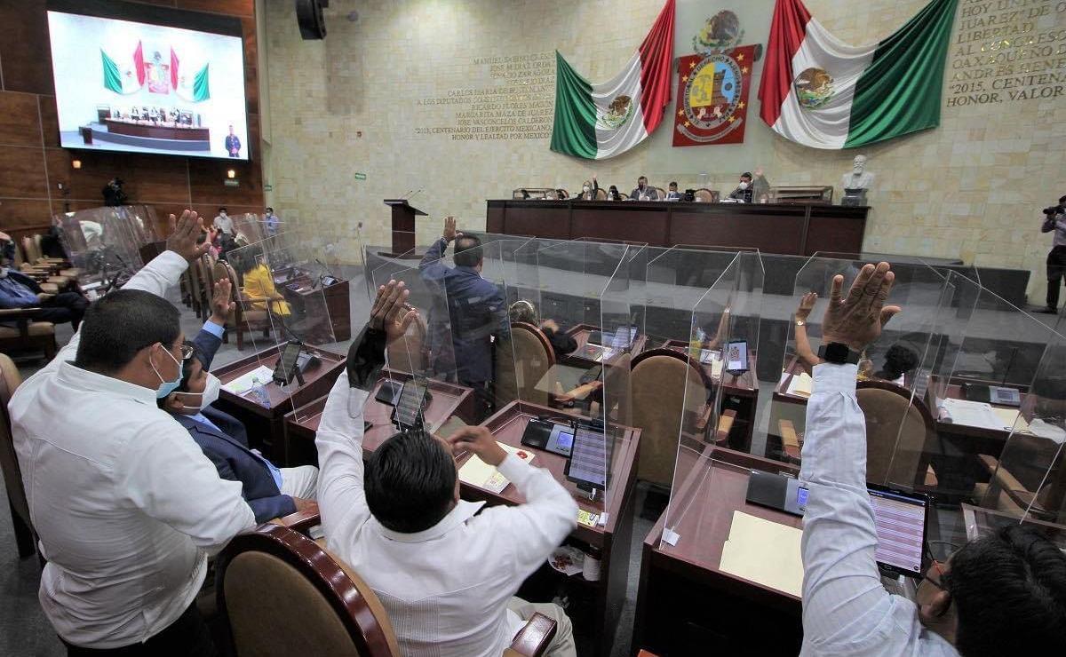 Congreso de Oaxaca aprueba creación de Centro Estatal de Conciliación laboral