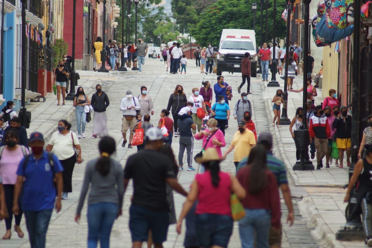 Salud federal extiende el semáforo naranja por Covid-19 para Oaxaca hasta el 22 de agosto