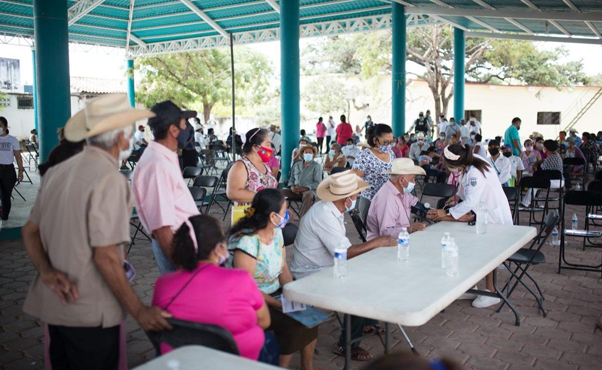 Comunidad zoque de Oaxaca, en Los Chimalapas, pide brigadas médicas, temen brote de Covid-19