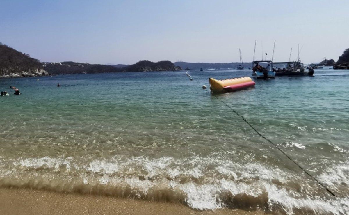Tras debate entre autoridades locales de Huatulco, Cabildo confirma cierre de playas por Covid-19
