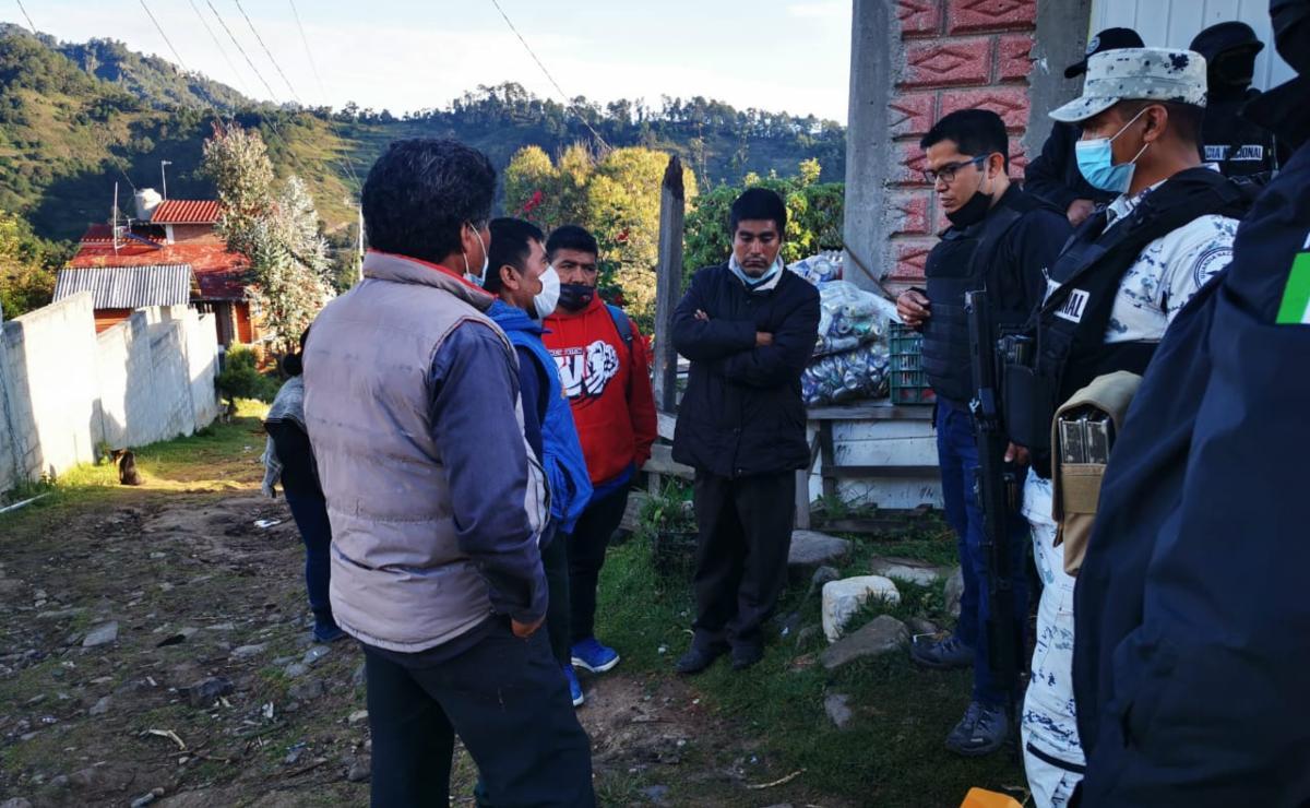 Piden a gobiernos estatal y federal intervenir en San Esteban Atatlahuca, Oaxaca, para que cese la violencia