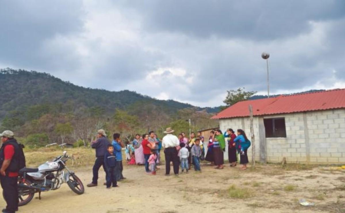 Aplican pruebas rápidas de Covid-19 y atienden 15 casos positivos en Los Chimalapas