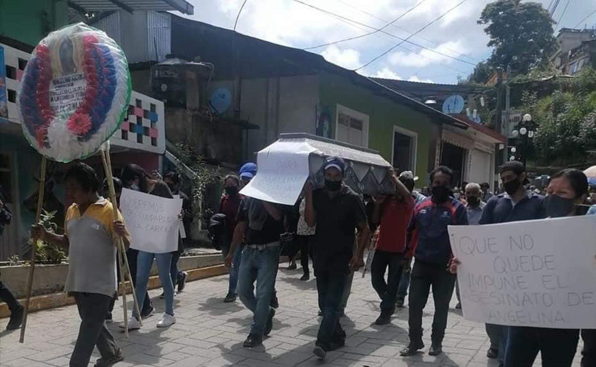 Exigen justicia para Marcelina, mujer de 94 años asesinada en Huautla, comunidad mazateca de Oaxaca