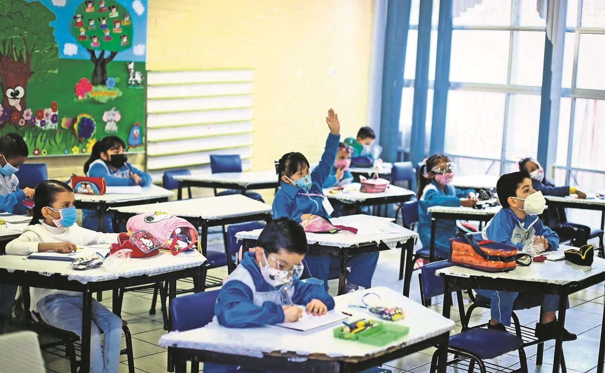 Reitera CNTE que no hay condiciones para regreso a clases presenciales, como pide AMLO