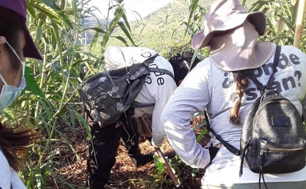 """Sabuesos Guerreras-Oaxaca inicia jornada de """"búsqueda en vida"""" de personas desaparecidas"""