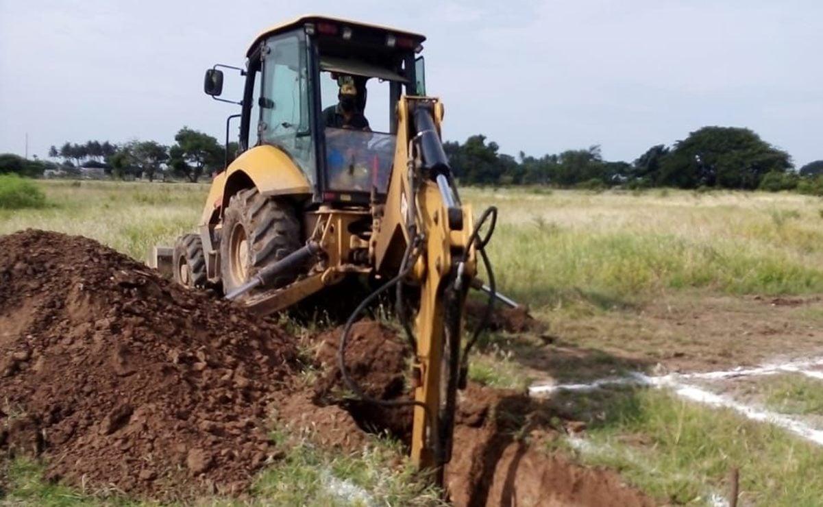 En 48 horas, sepultan a 14 víctimas de Covid-19 en Juchitán, Oaxaca; se siguen excavando tumbas