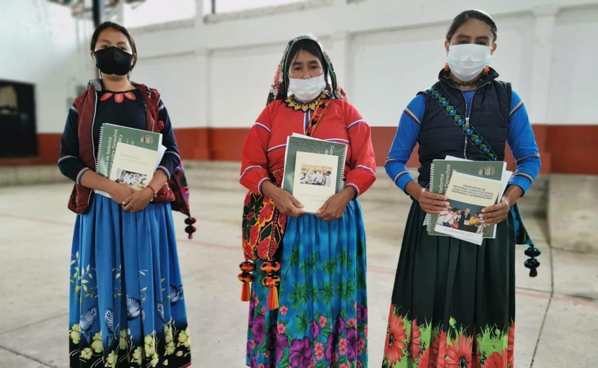Advierten riesgos para pueblos indígenas en iniciativa de reforma constitucional de la 4T
