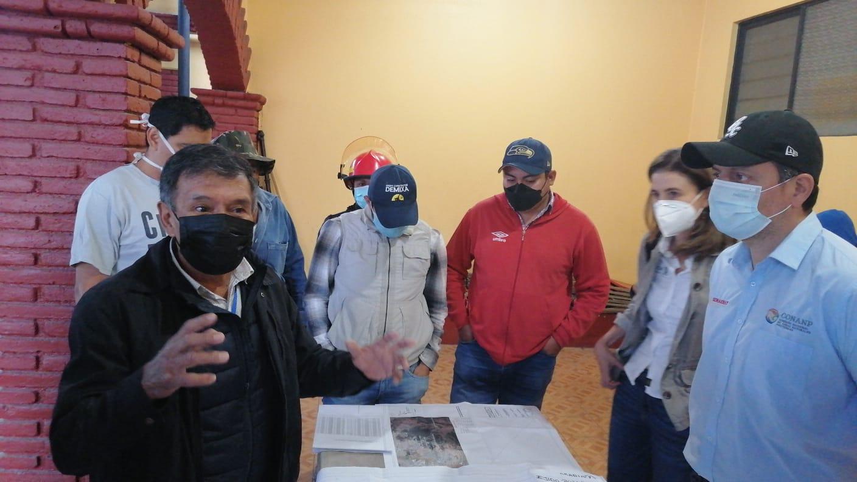 Autoridades ejidales y ambientalistas reforestarán 300 hectáreas en San Antonio de la Cal, Oaxaca