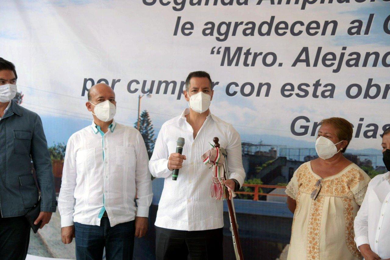 Federación ha recortado mil 500 mdp a presupuesto, generando presiones al gasto de Oaxaca: Murat