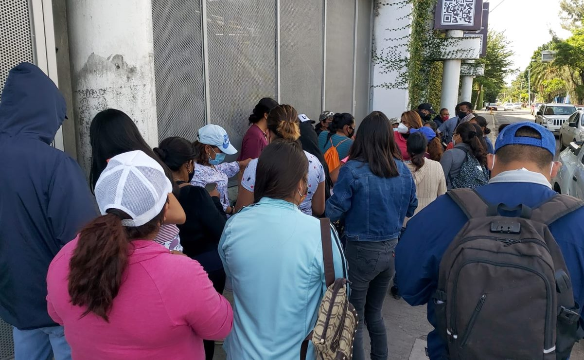 Con protesta, Organización para el Bienestar de los Pueblos exige apoyos para 12 comunidades de Oaxaca
