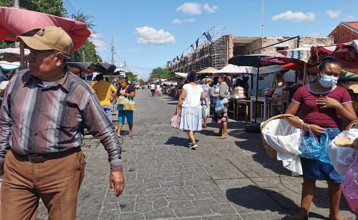 Reactivan ley seca en Juchitán, Oaxaca, por semáforo epidemiológico rojo