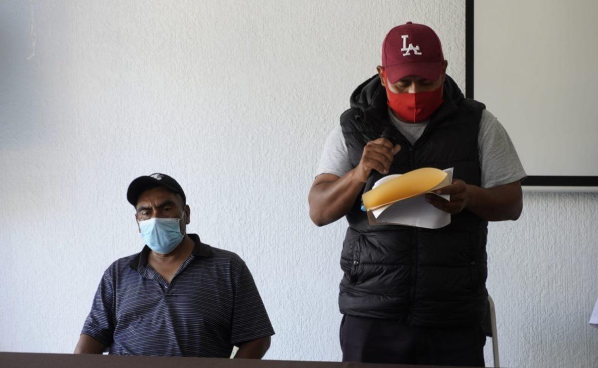 Tras ataque armado, habitantes de Santa Cruz Mitlatongo se van a huelga de hambre indefinida