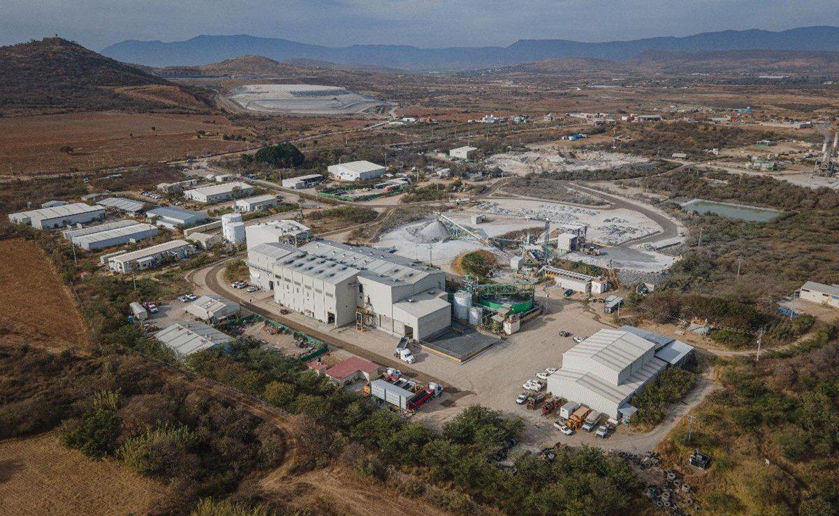 Exigen a Semarnat ratificar negativa de ampliación a minera canadiense en San José del Progreso