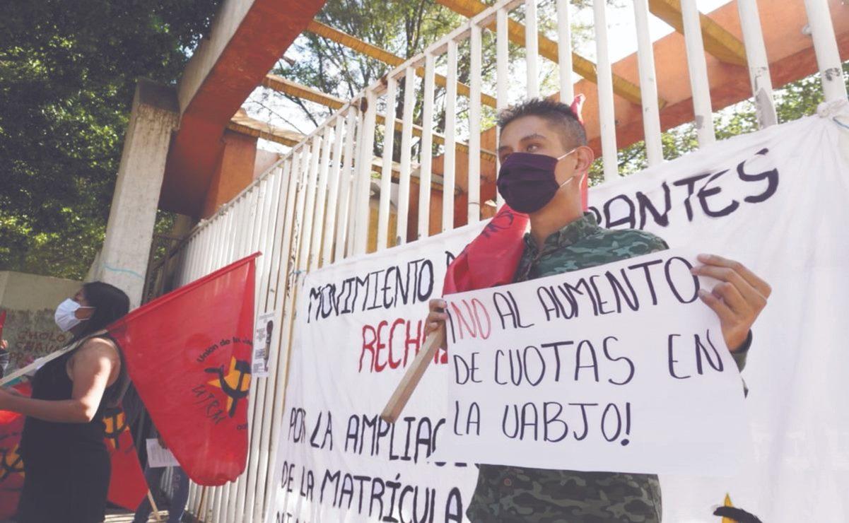 Joven zapoteco gana ante la Corte su derecho a estudiar en la UABJO sin pagar altas cuotas