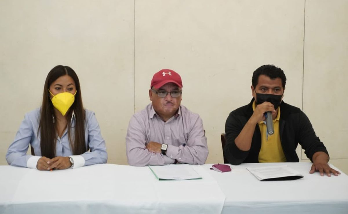 Tamazulapam, comunidad mixe de Oaxaca, demanda personal e insumos para Hospital Comunitario