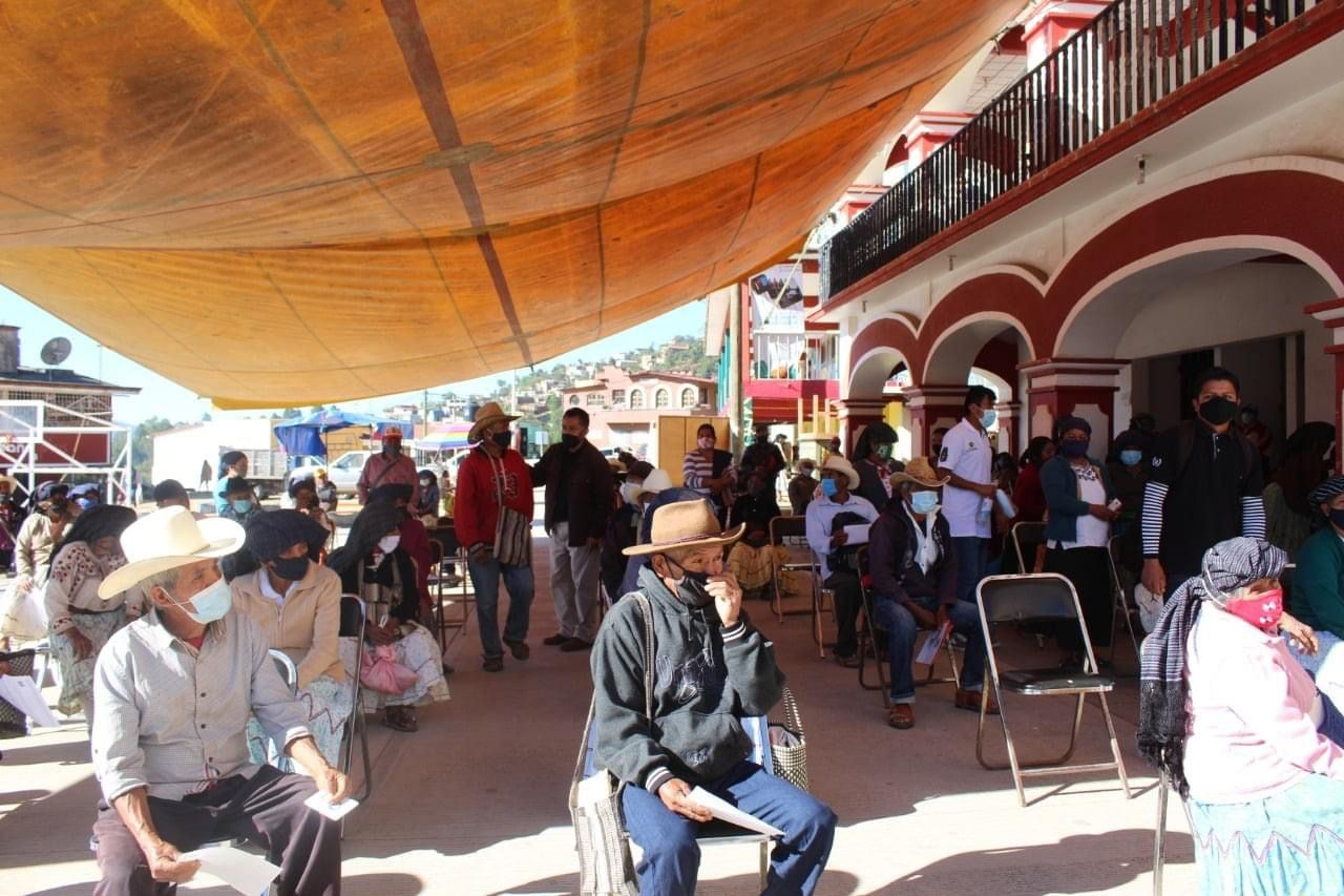 Tlahuitoltepec, comunidad mixe de Oaxaca, decreta cuarentena obligatoria ante aumento de Covid-19