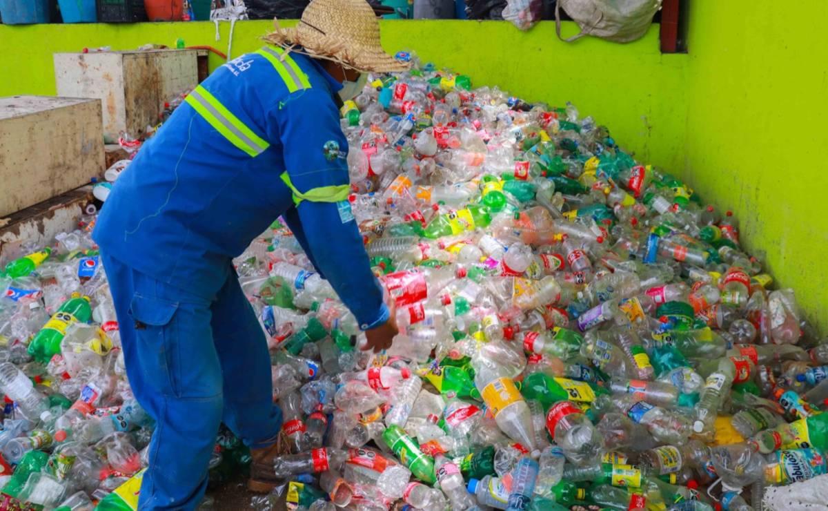 Reciclaje inclusivo, un proyecto que dignifica el trabajo de recolectores de residuos sólidos en Oaxaca