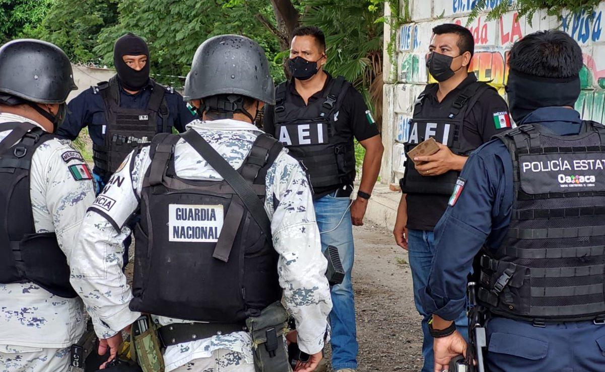 Tras enfrentamiento con la GN, Fiscalía de Oaxaca detiene a 5 personas en San Francisco del Mar