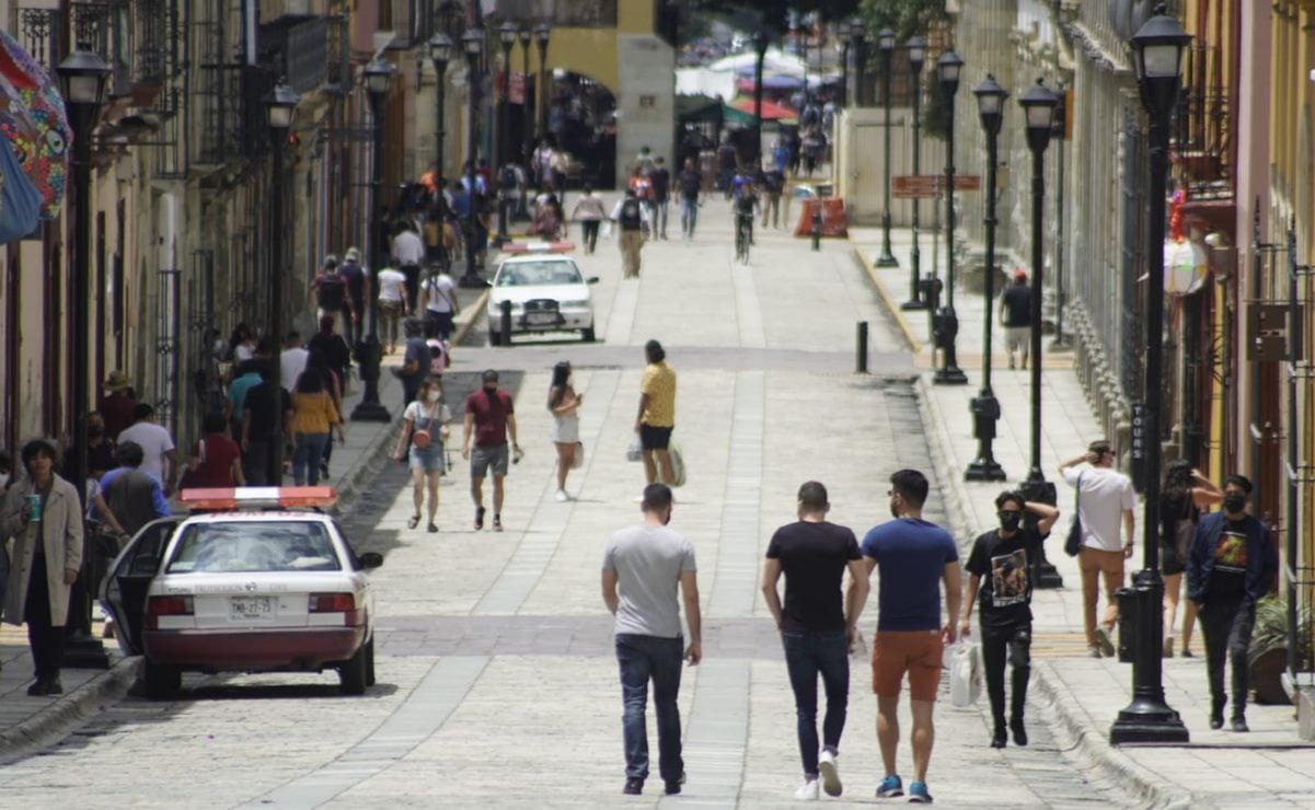 Reporta Oaxaca 131 nuevos casos de Covid-19; hay 2 mil 131 activos en 184 municipios