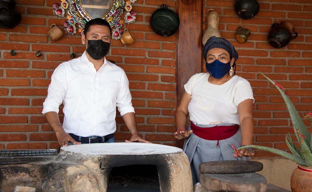 Gobierno de Murat ha entregado más de 2 mil millones de créditos a casi 42 mil MIPyMES de Oaxaca
