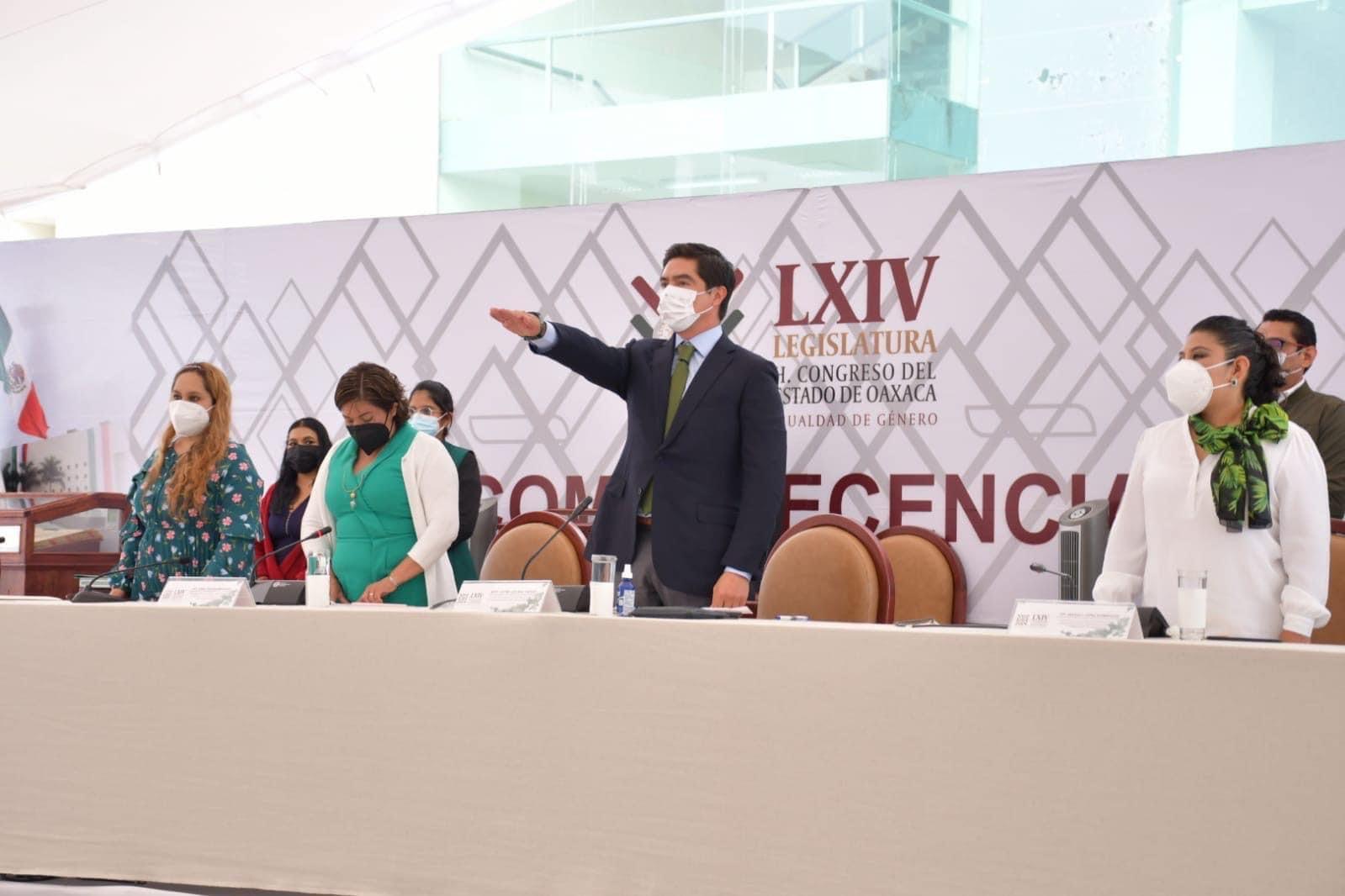 Sinfra reporta avance de entre 75 y 100% en 162 de las obras contratadas con deuda pública en Oaxaca