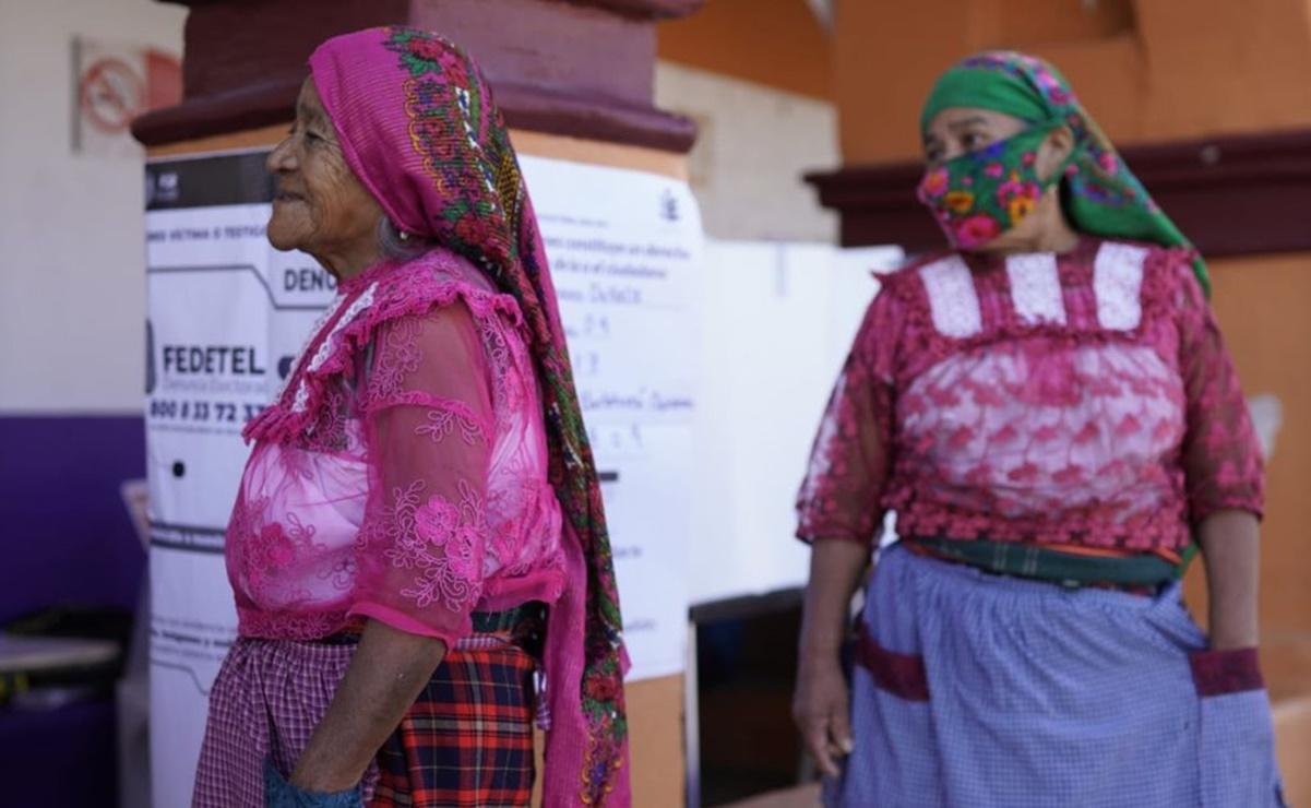 En 2022, mil 279 mujeres gobernarán municipios de Oaxaca como ediles, síndicas y regidoras