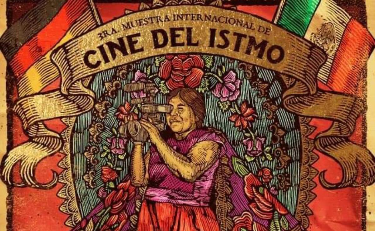 Anuncian en Oaxaca Tercera MuestraInternacional de Cine del Istmo, busca descentralizar la exhibición