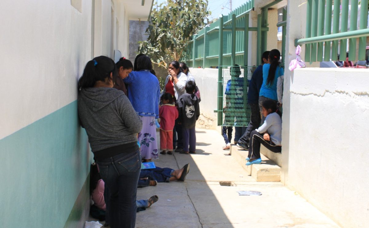 San Martín Peras pide a Salud de Oaxaca envíe médicos y pruebas Covid, ante aumento de muertes