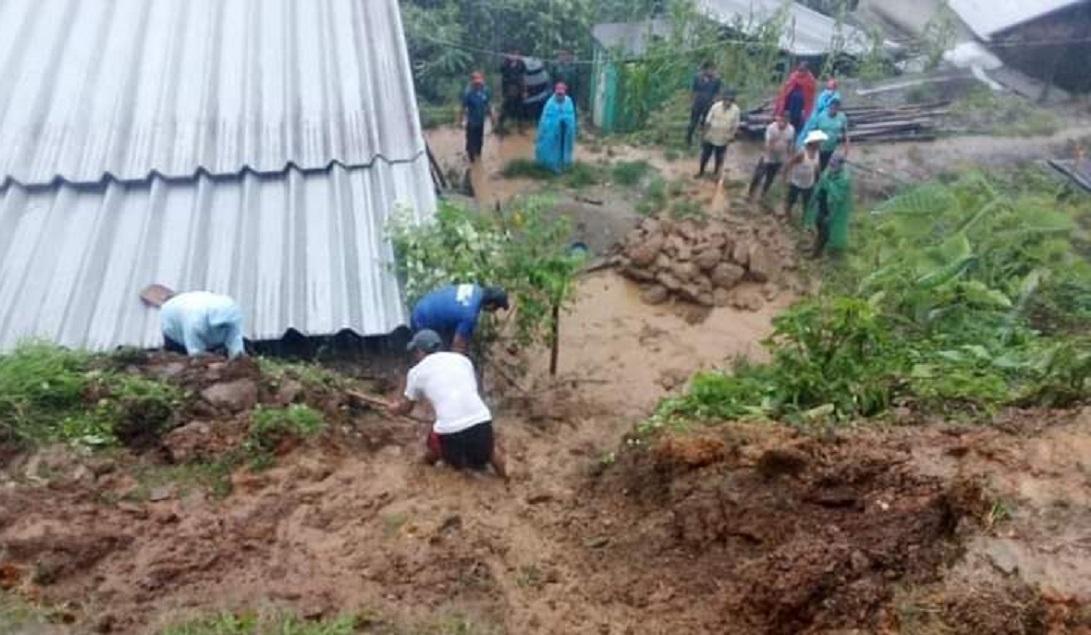 Segego solicita declaratoria de emergencia para 46 municipios de Oaxaca afectados por onda tropical