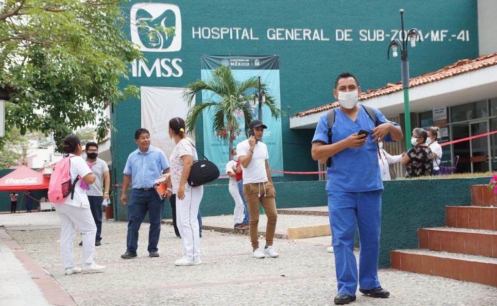 Acusan a delegado del IMSS en Oaxaca de ignorar resolución del juez para reconocer derechos a trabajadores