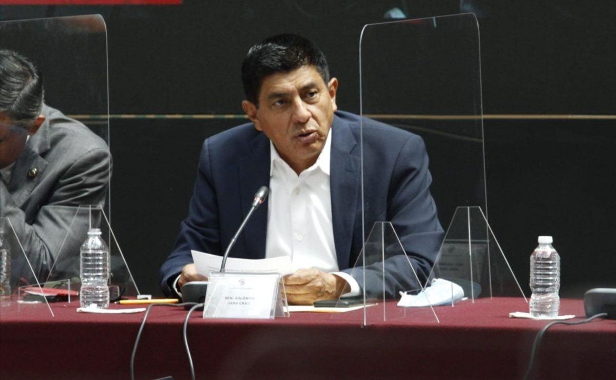 Intervienen quirúrgicamente de emergencia a Salomón Jara, senador de Morena por Oaxaca