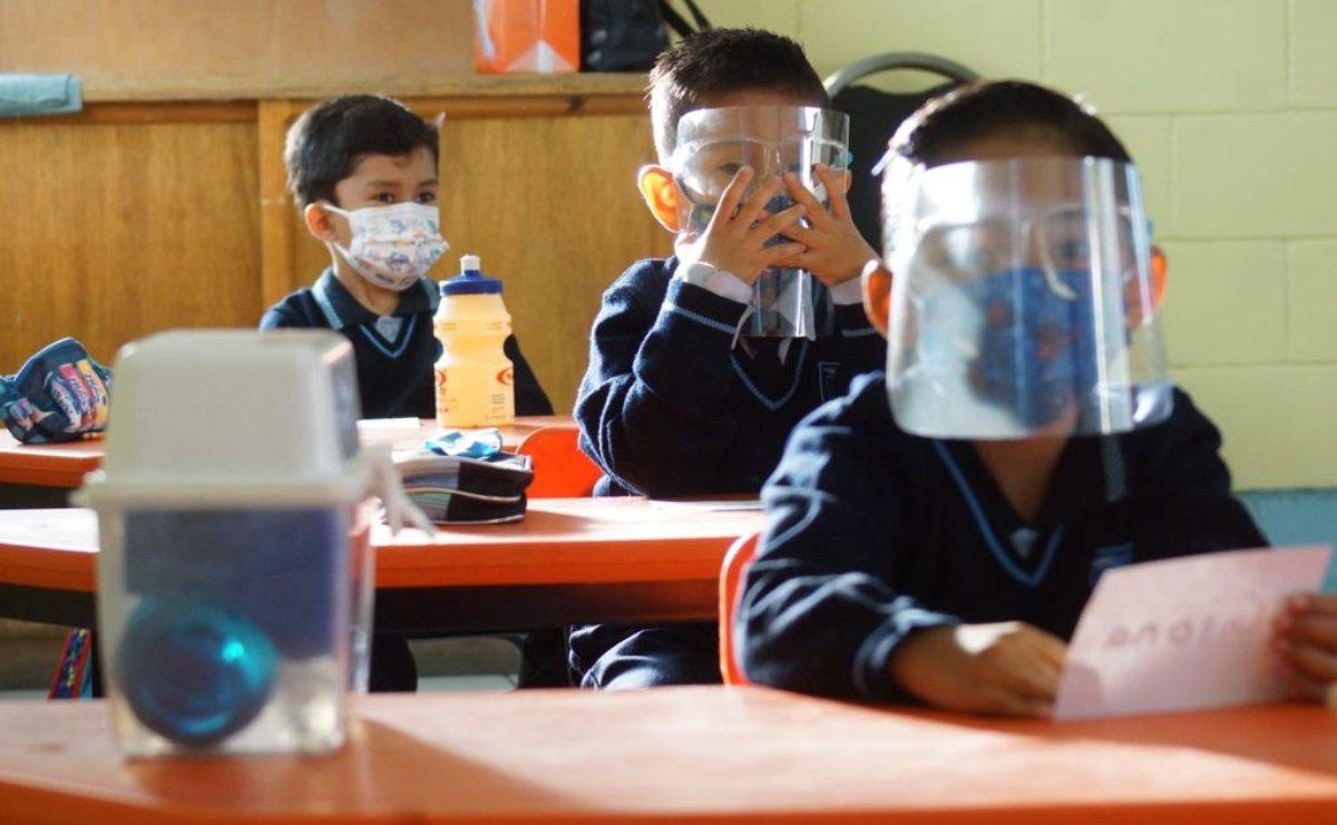 Regresan a clases presenciales 2 mil 686 escuelas públicas de Oaxaca; un paso necesario, asegura Murat
