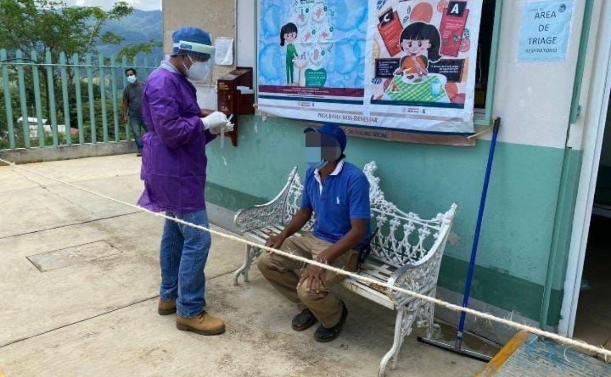 Oaxaca aucumula 25 brotes comunitarios de Covid-19, casi siempre tras fiestas; hay 16 activos