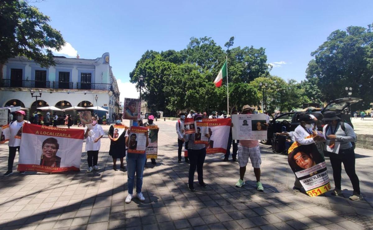 Exigen recursos económicos para Comisión Estatal de Búsqueda de Personas Desaparecidas en Oaxaca