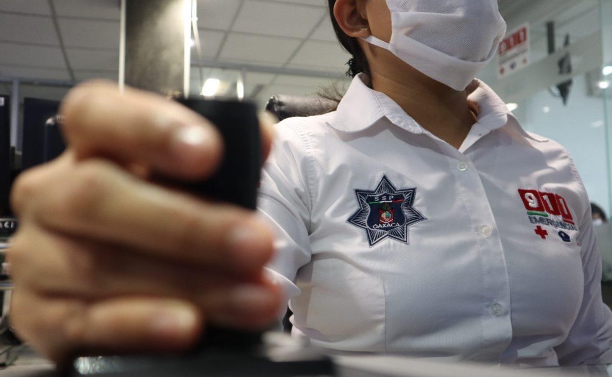 SSPO pide hacer buen uso del 911 en Oaxaca; más del 90% de llamadas no son emergencias, dice