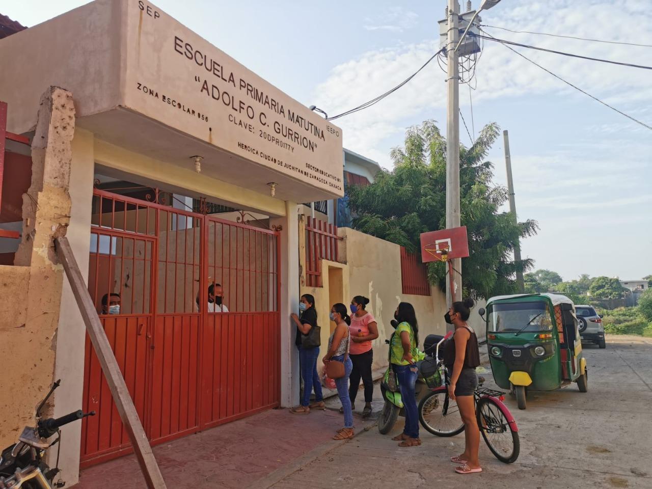 Sección 22 de Oaxaca no se opone al regreso a clases sino al modelo híbrido de la SEP, afirma