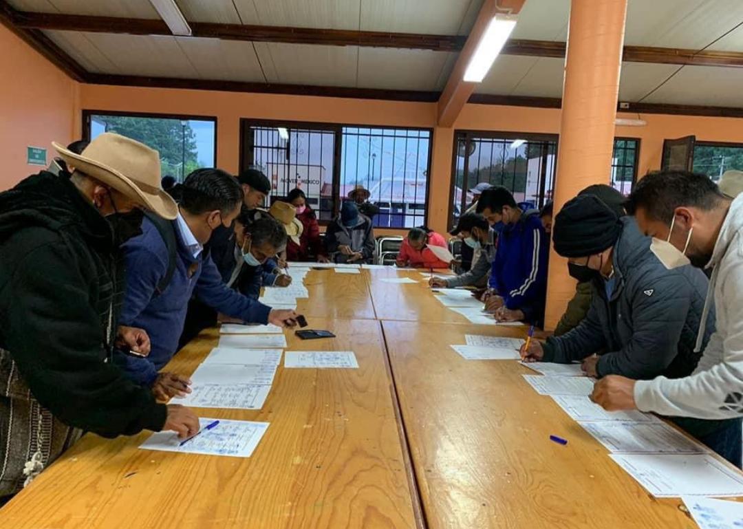 Ayutla y Tamazulápam, pueblos ayuujk de Oaxaca, inician diálogo para reconexión al manantial